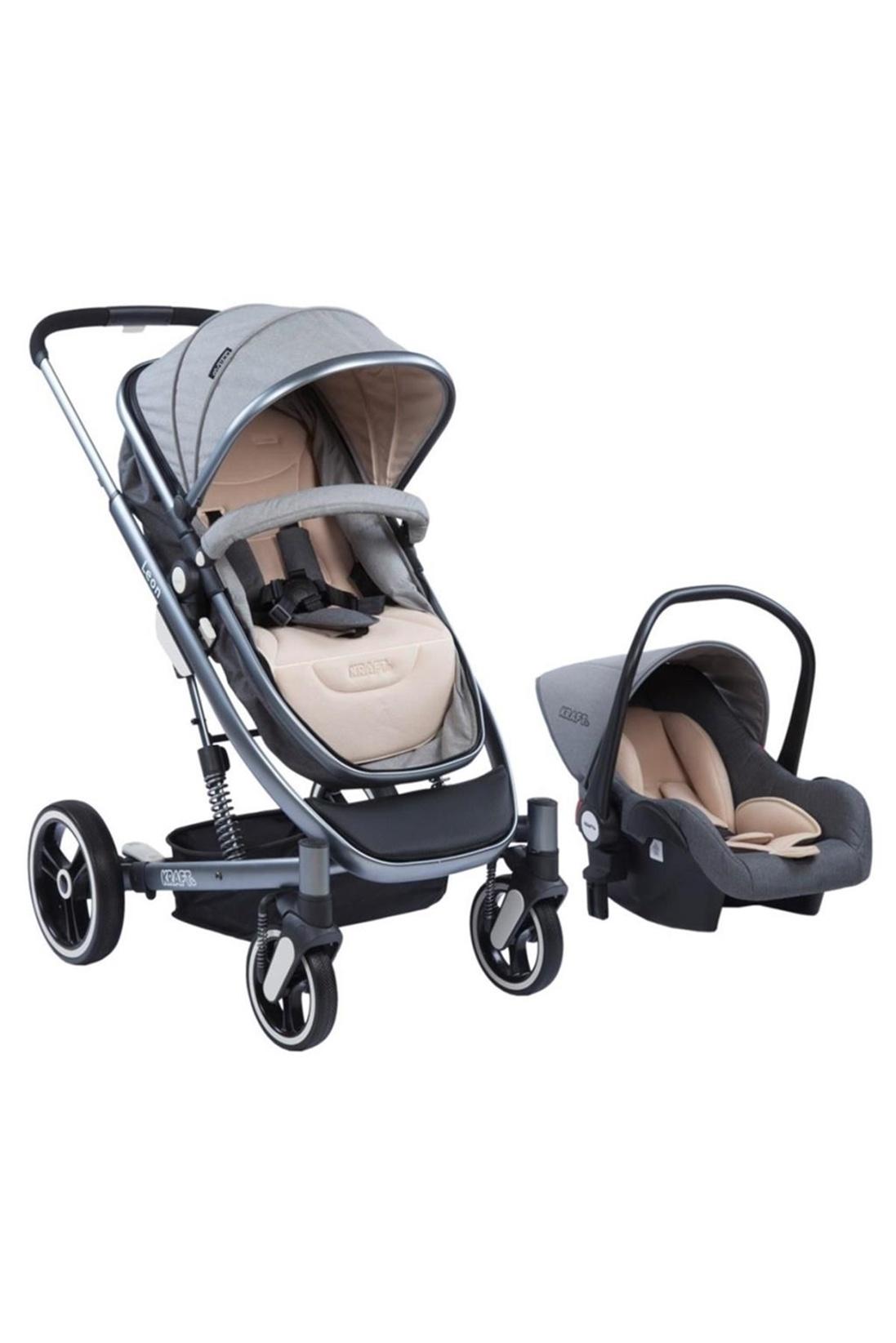 Unisex Çocuk Kraft Bebek Arabası